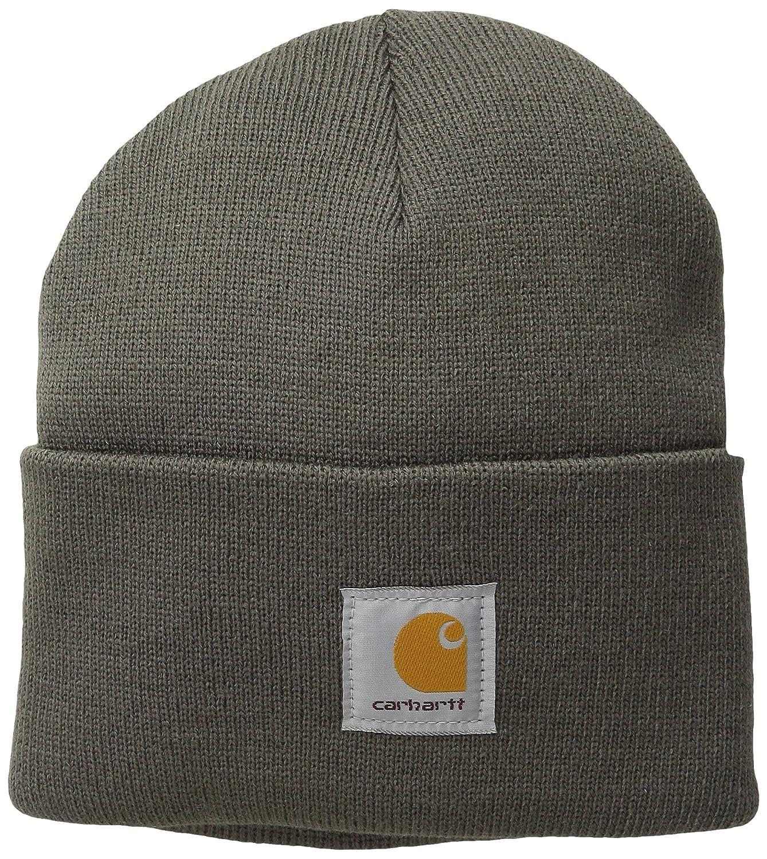 91ae8823d2f03 Amazon.com  Carhartt Women s Acrylic Rib Knit Watch Hat