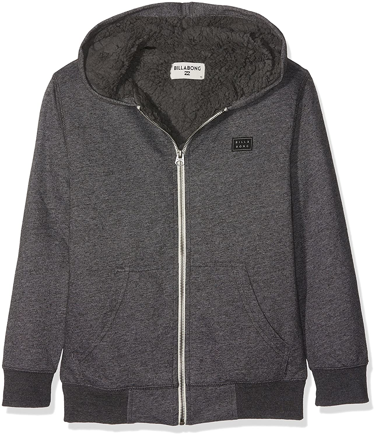 Billabong All Day ZH Sherpa Kapuzenjacke Jungen KKDNL|#BILLABONG F2FL11