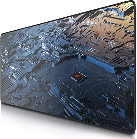Csl Xxl Mauspad Gaming 900x400mm Titanwolf Xxl Elektronik