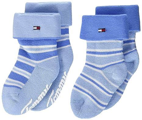 Tommy Hilfiger Baby Socks, Pack of 2