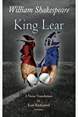 King Lear: A Verse Translation Kindle Edition