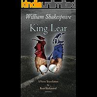 King Lear: A Verse Translation (English Edition)