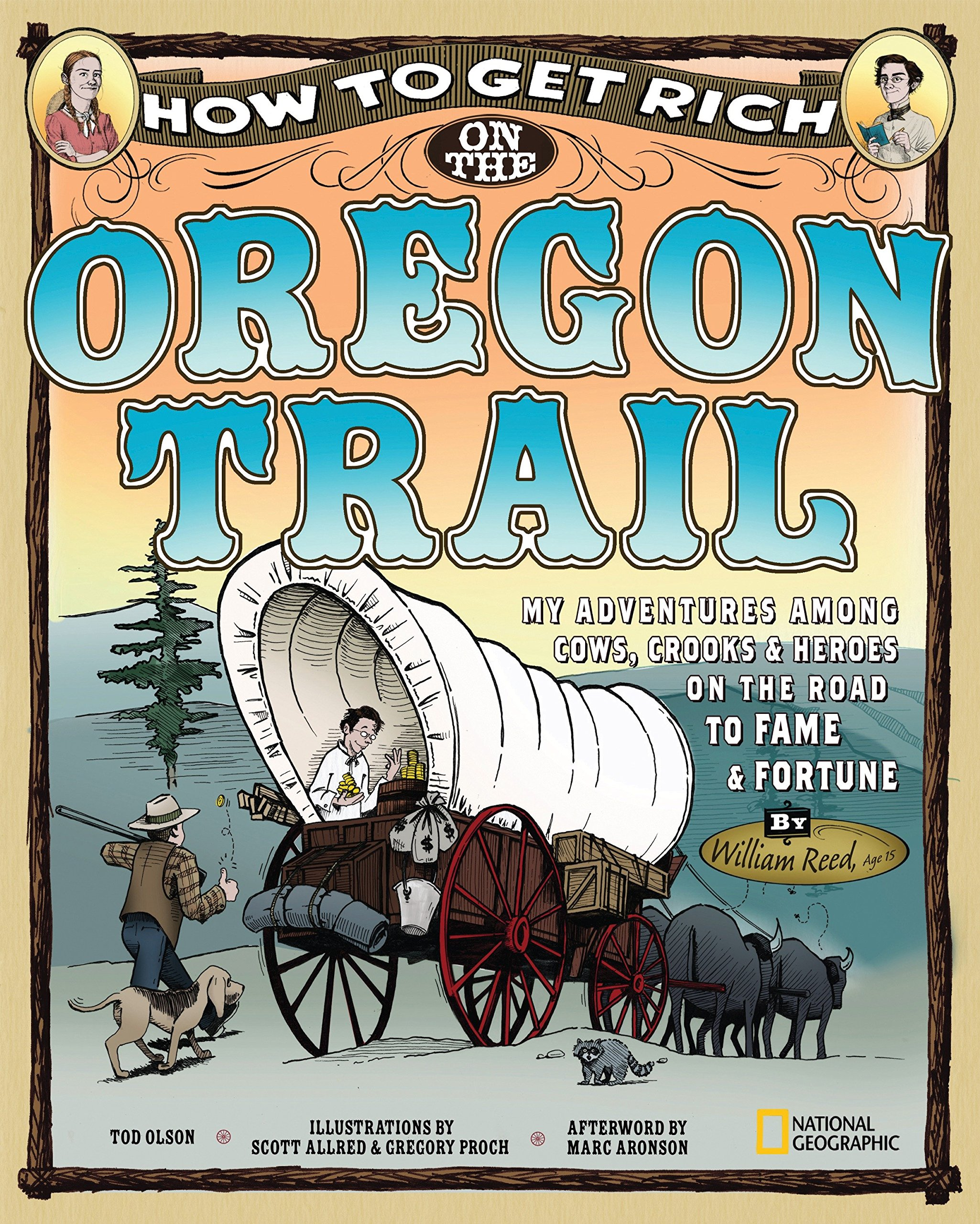 Read Online How to Get Rich on the Oregon Trail pdf