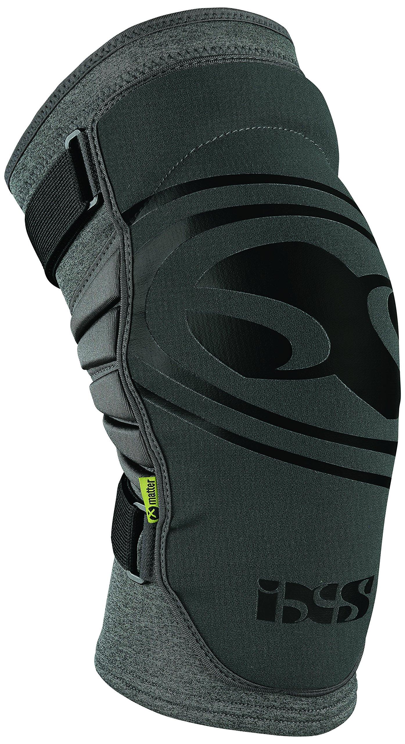 IXS The Carve Evo Knee Pad Grey, XL