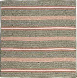 product image for Colonial Mills Salisbury Square Rug, 10-Feet, Palm