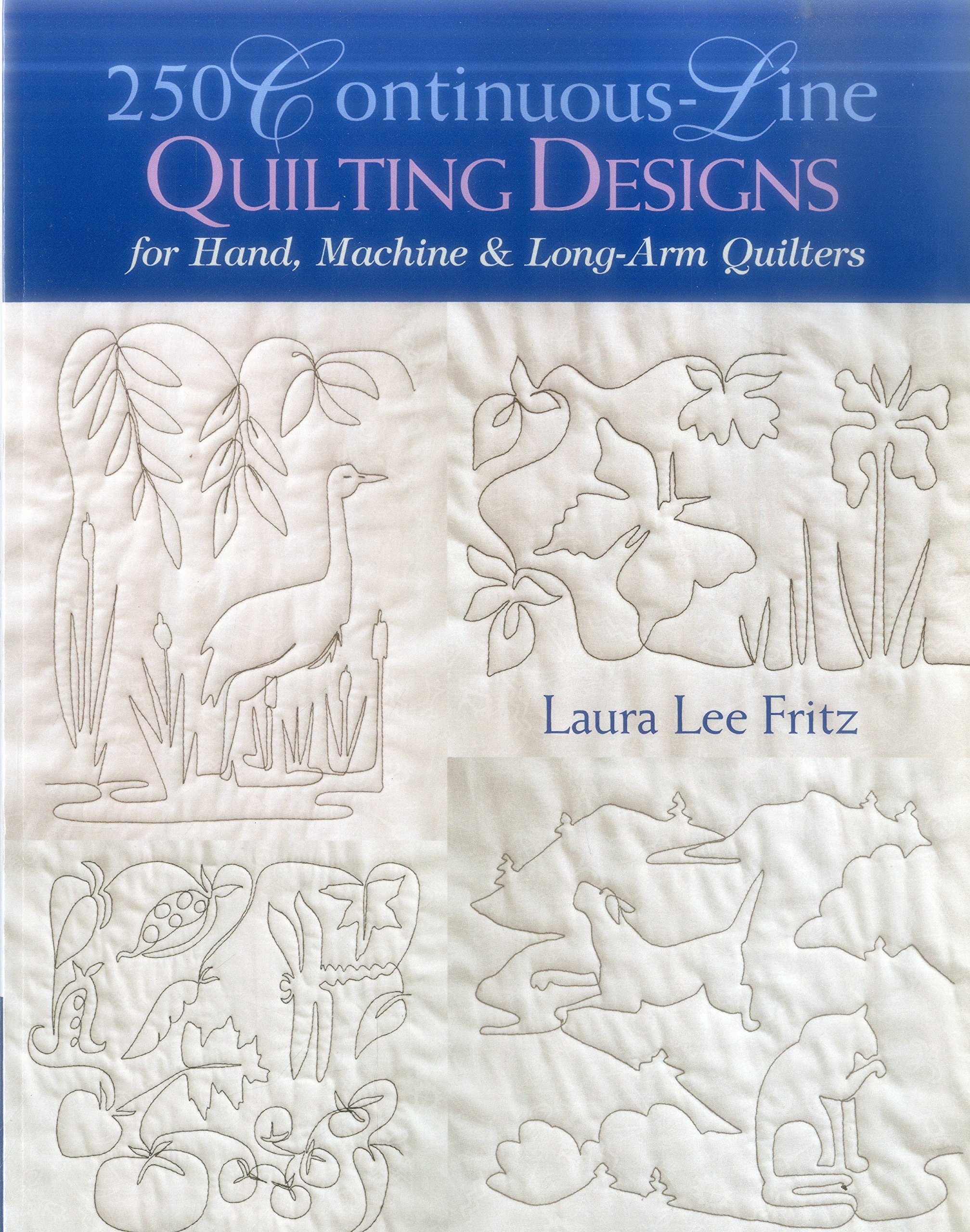 Continuous Line Quilting Patterns Free Downloads Magnificent Decoration