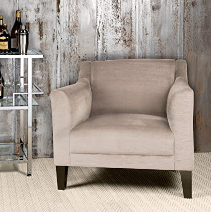 Studio Designs Home 70137 Grotto Arm Chair, Empire Stone