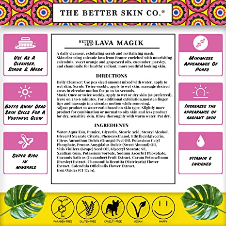 Lava Magik by the better skin co #14