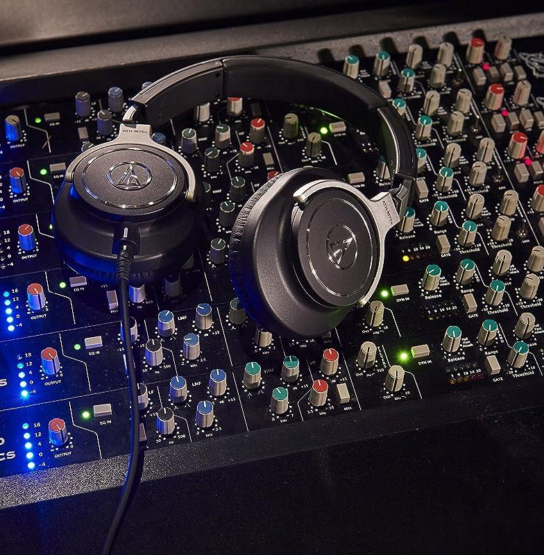 audio-technica 铁三角 ATH-M70X 专业监听耳机 5.5折$299 海淘转运到手¥1594