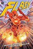 The Flash By Francis Manapul And Brian Buccellato Deluxe Edition