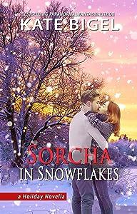 Sorcha in Snowflakes