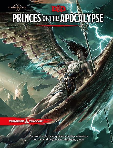 princes of the apocalypse dd accessory