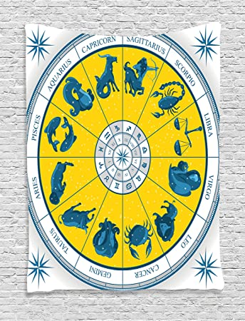 Amazon Ambesonne Astrology Decorations Tapestry By Modern