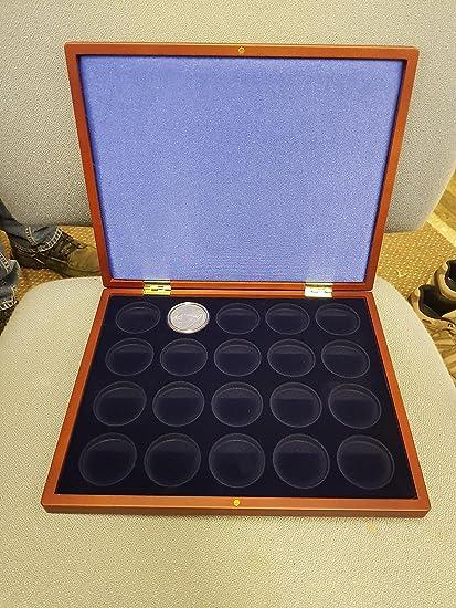 Amazon.com: Caja de presentación Volterra uno de Luxe, para ...