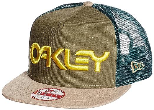 BONE ABA RETA OAKLEY TRUCKER MESH 911513-86V UNICO  Amazon.com.br ... 0fc2902050a