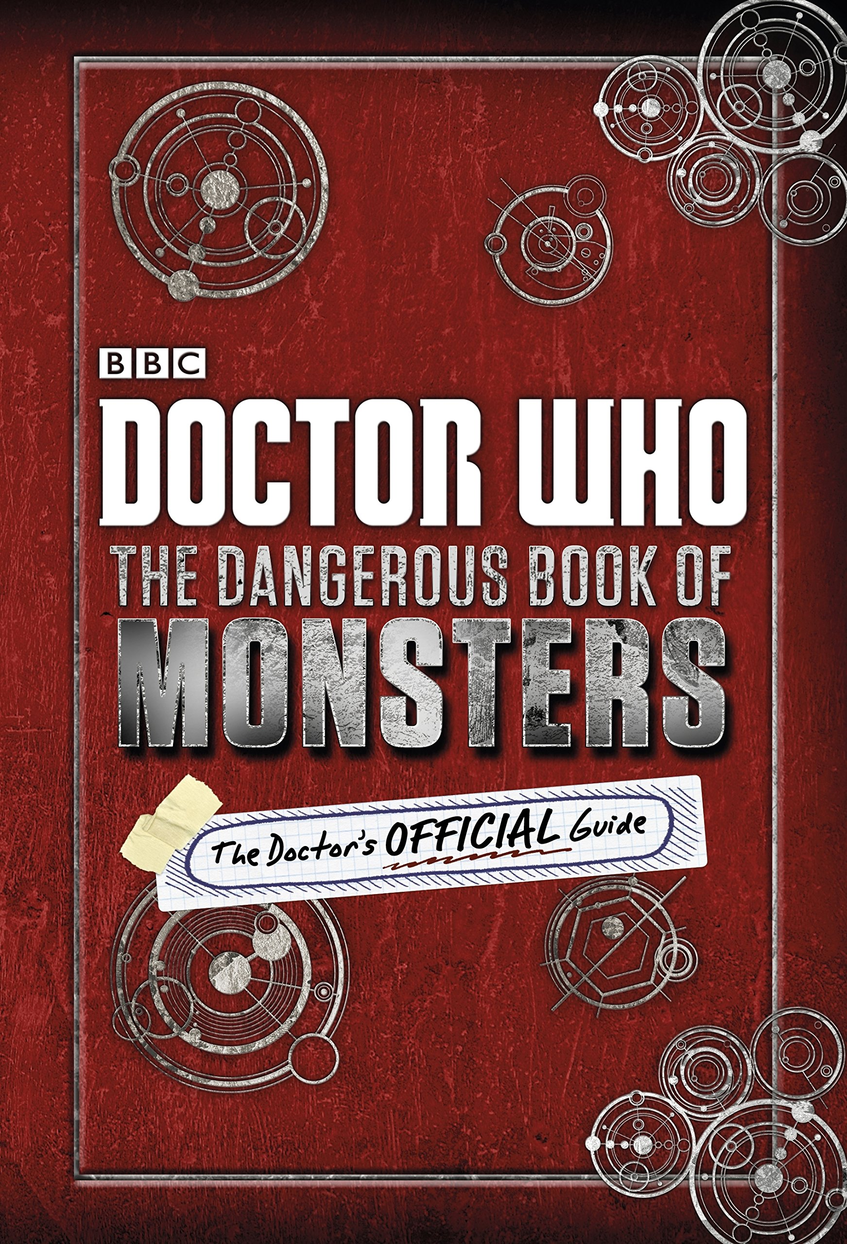 Download Doctor Who: The Dangerous Book of Monsters pdf epub