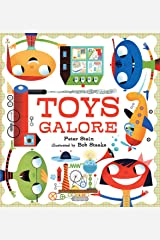 Toys Galore Hardcover