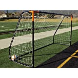50bc9911bd3 Vallerta Premier 12 X 6 Ft. AYSO Youth Regulation Size Soccer Goal w  Weatherproof
