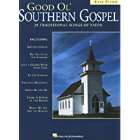 Good Ol' Southern Gospel Songbook: Easy Piano book cover