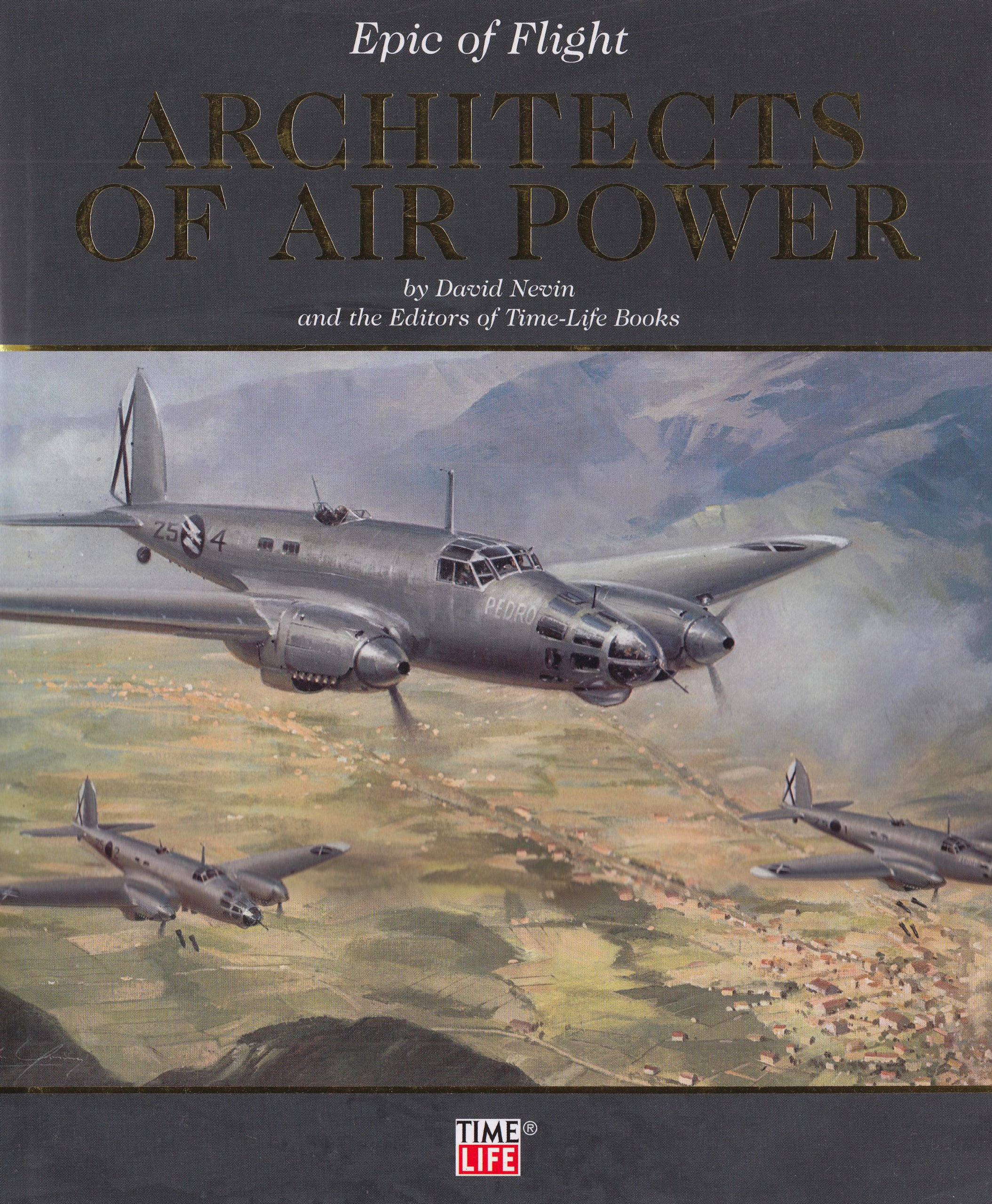 Architects of Air Power (Epic of Flight) pdf