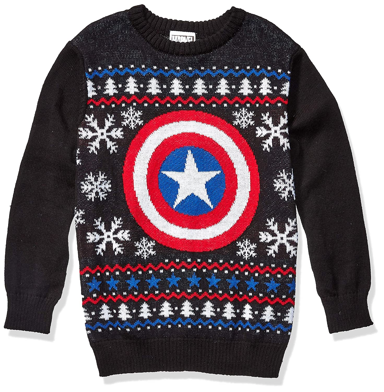 Marvel Boys Ugly Christmas Sweater