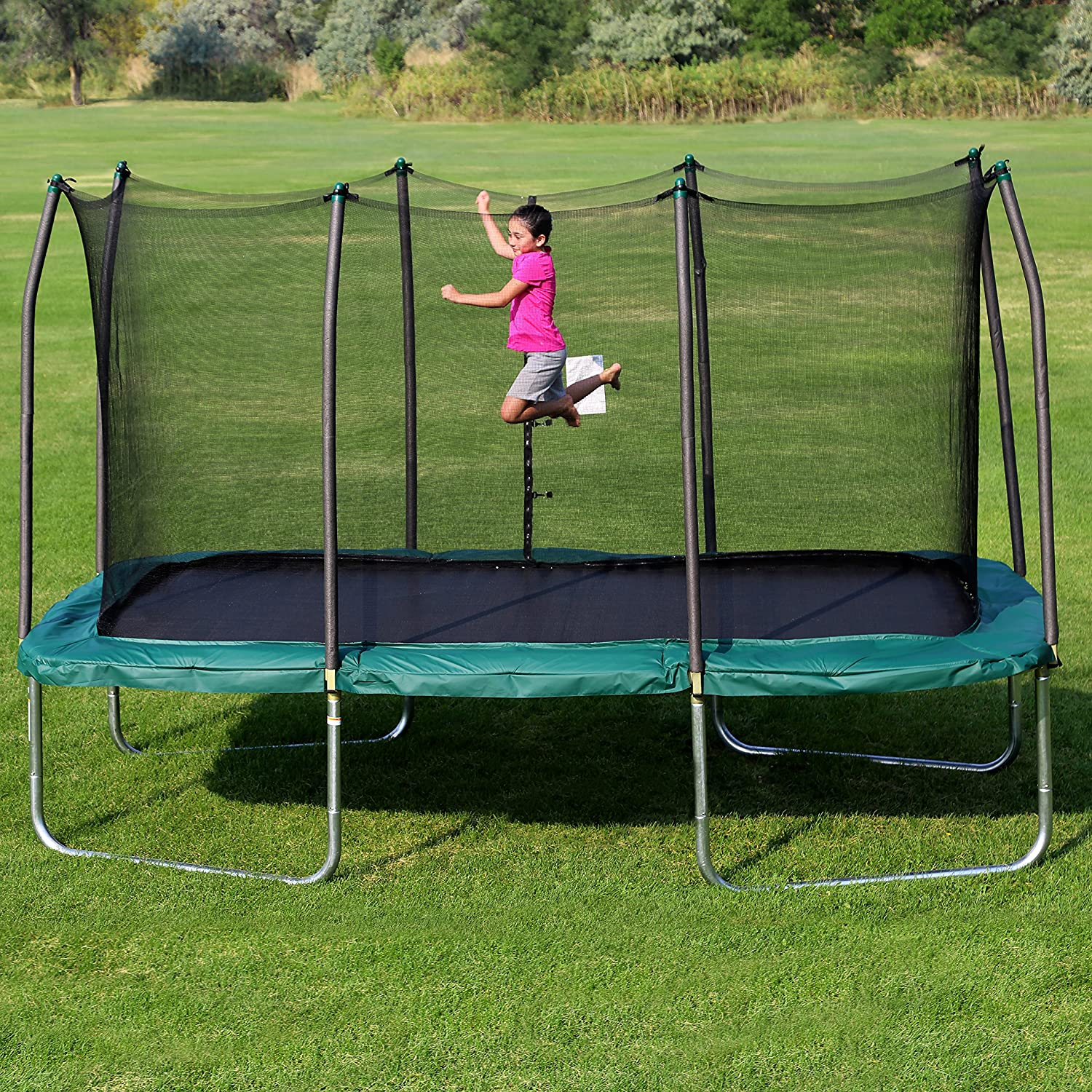 Skywalker 15ft Gymnastics Trampoline Black Friday Deals