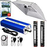 Yield Lab Pro Series HPS+MH 1000W XXL Hood Double Ended Complete Grow Light Kit