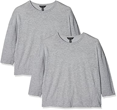 72f7c8f6e67 New Look Twin-Set Femme  Amazon.fr  Vêtements et accessoires