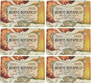 Saponeria Nesti Firenze: Pumpkin Soap with Active Ingredient,
