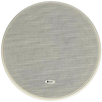kef ceiling speakers. ceiling speaker, round, 6.5in ci160qr by kef kef ceiling speakers a