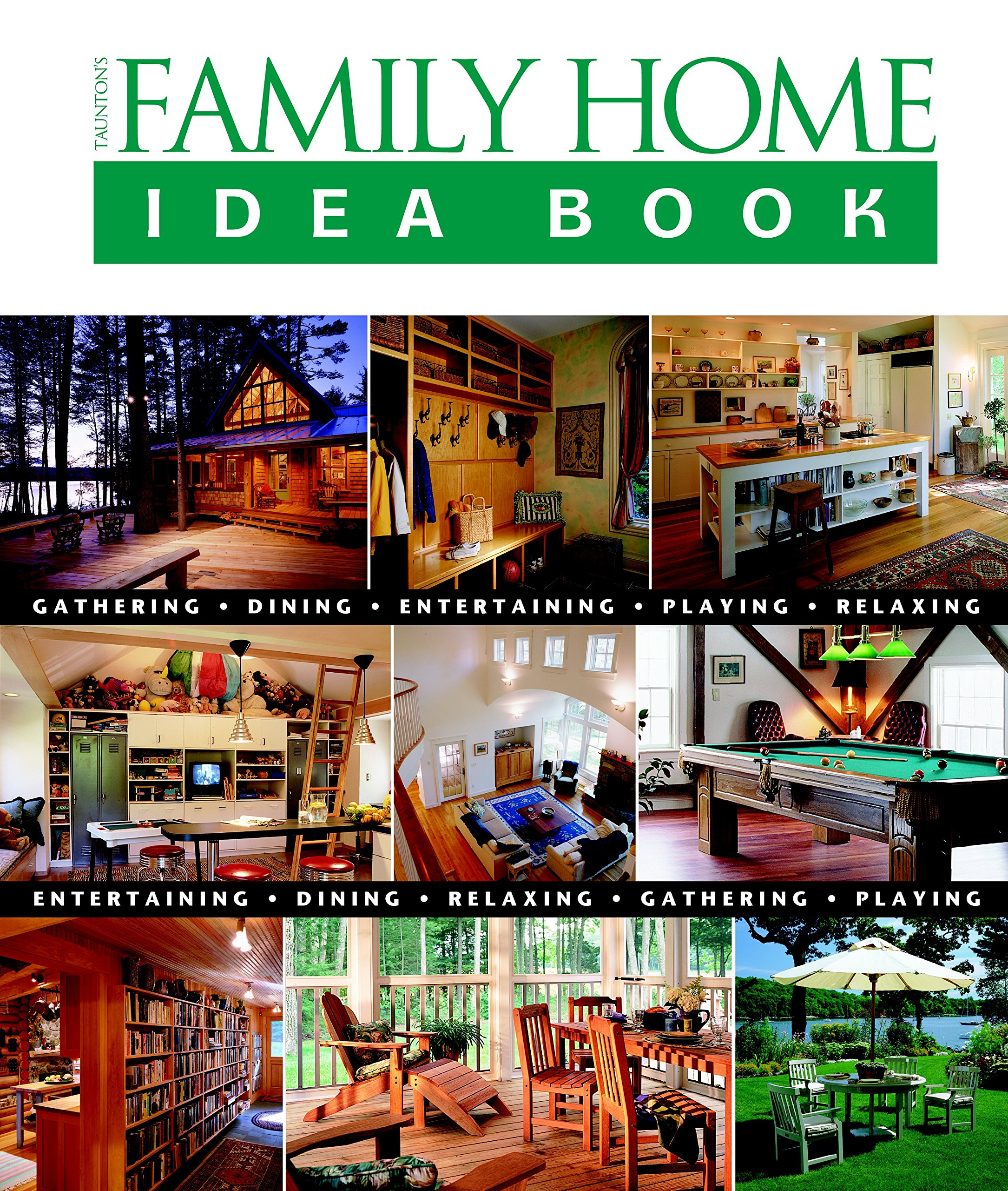 Tauntons Family Home Idea Book Gathering Dining