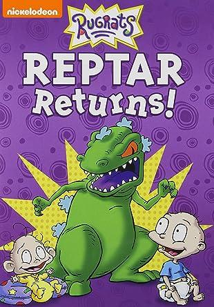amazon com rugrats reptar returns artist not provided movies tv