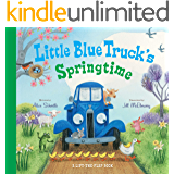 Little Blue Truck's Springtime (English Edition)
