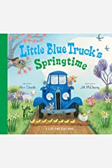 Little Blue Truck's Springtime Kindle Edition