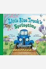 Little Blue Truck's Springtime Kindle Edition