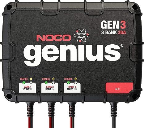 Amazon.com: Cargador de batería impermeable de Noco ...