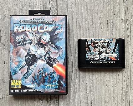 Robocop 3 (Mega Drive): Amazon co uk: PC & Video Games