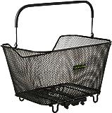 Racktime BASKit - Cesta para bicicleta (incluye adaptador Snap-it)