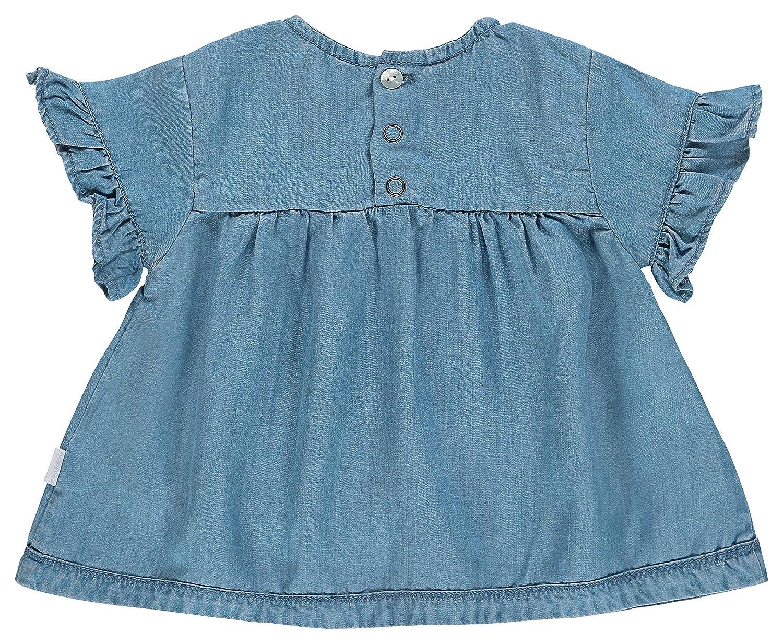Noppies Baby-M/ädchen G Dress Ss Royalton Kleid