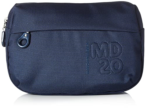 Mandarina Duck - Md20 Minuteria, Carteras Mujer, Azul (Dress Blue), 7.5