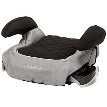 Eddie Bauer Backless Auto Booster Car Seat Limeade
