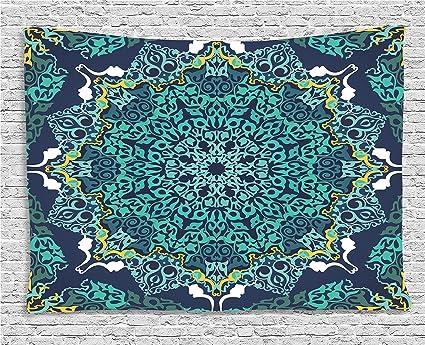 Amazon Ambesonne Turkish Pattern Tapestry Authentic Motifs Of Interesting Turkish Pattern