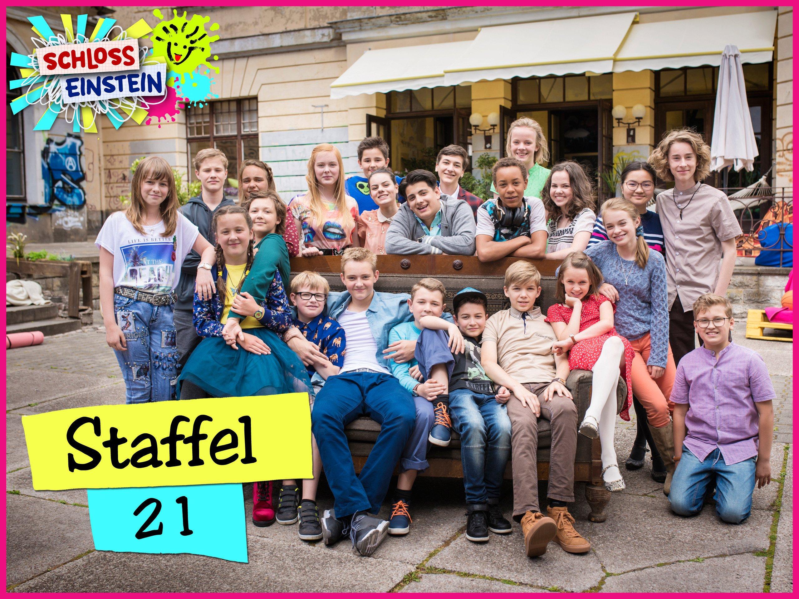 Schloss Einstein Staffel 18