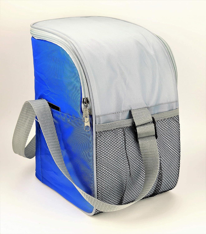 ファッショナブルユニバーサルクーラーランチバッグ(ブルー)   B07JFYCXG9