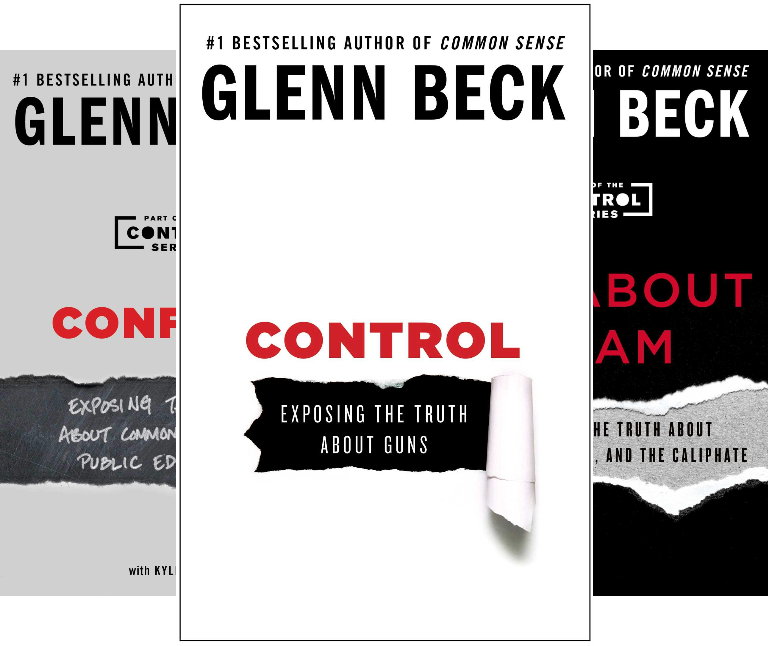 The Control Series (3 Book Series)