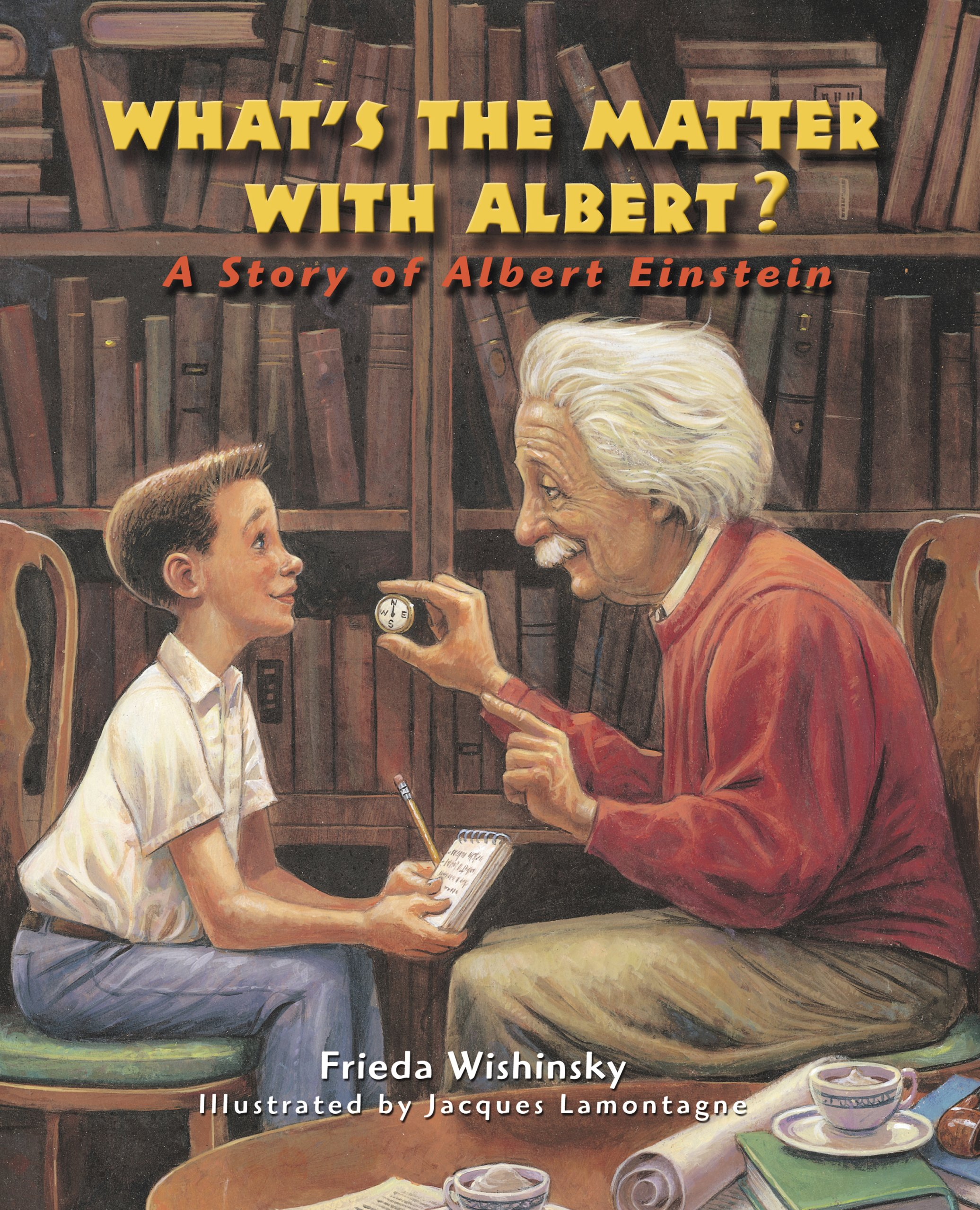 Download What's the Matter with Albert?: A Story of Albert Einstein pdf epub