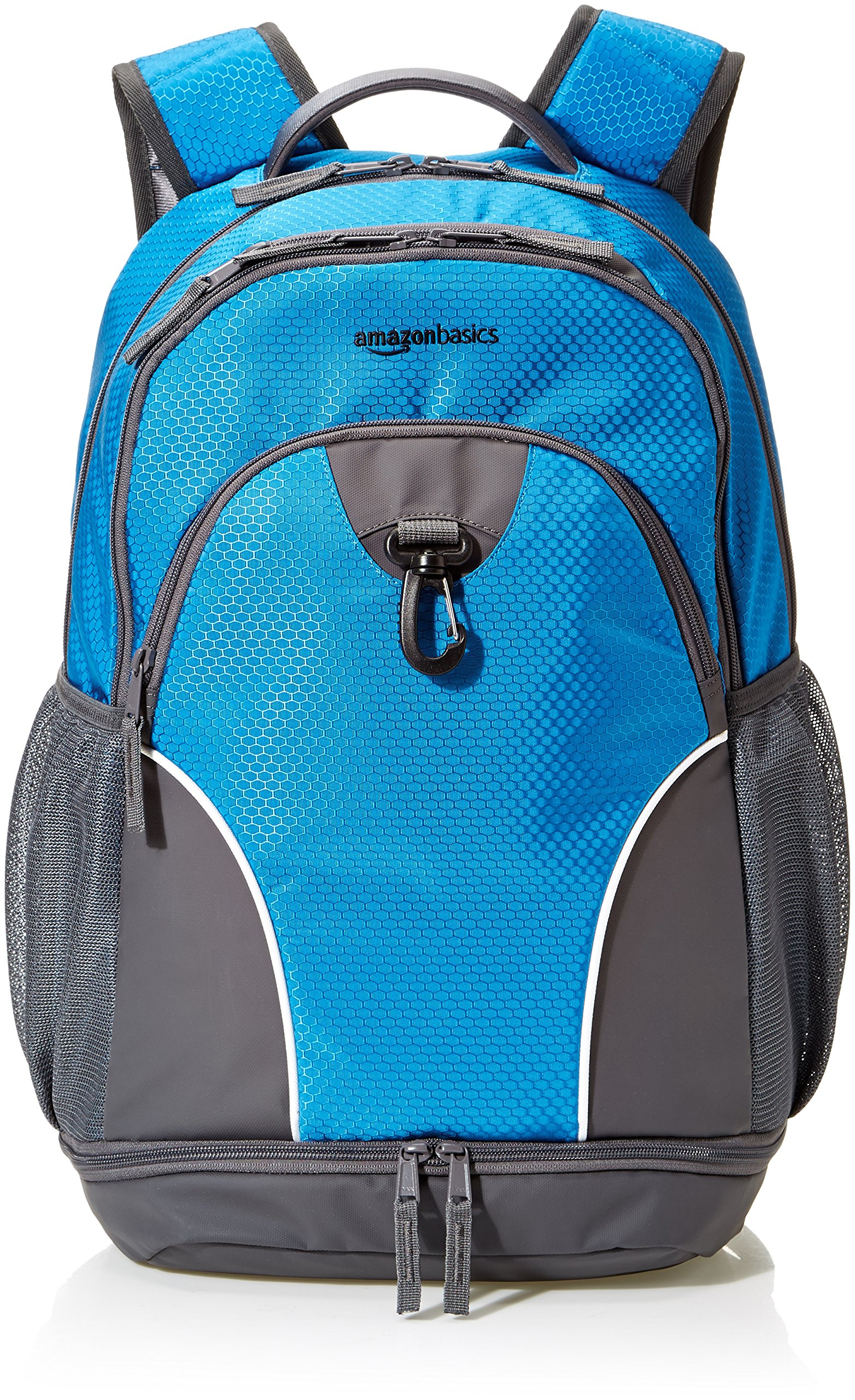 AmazonBasics Sport Laptop Backpack - Blue