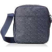 Armani Exchange A|X Men's Zip Top Reporter Crossbody Bag