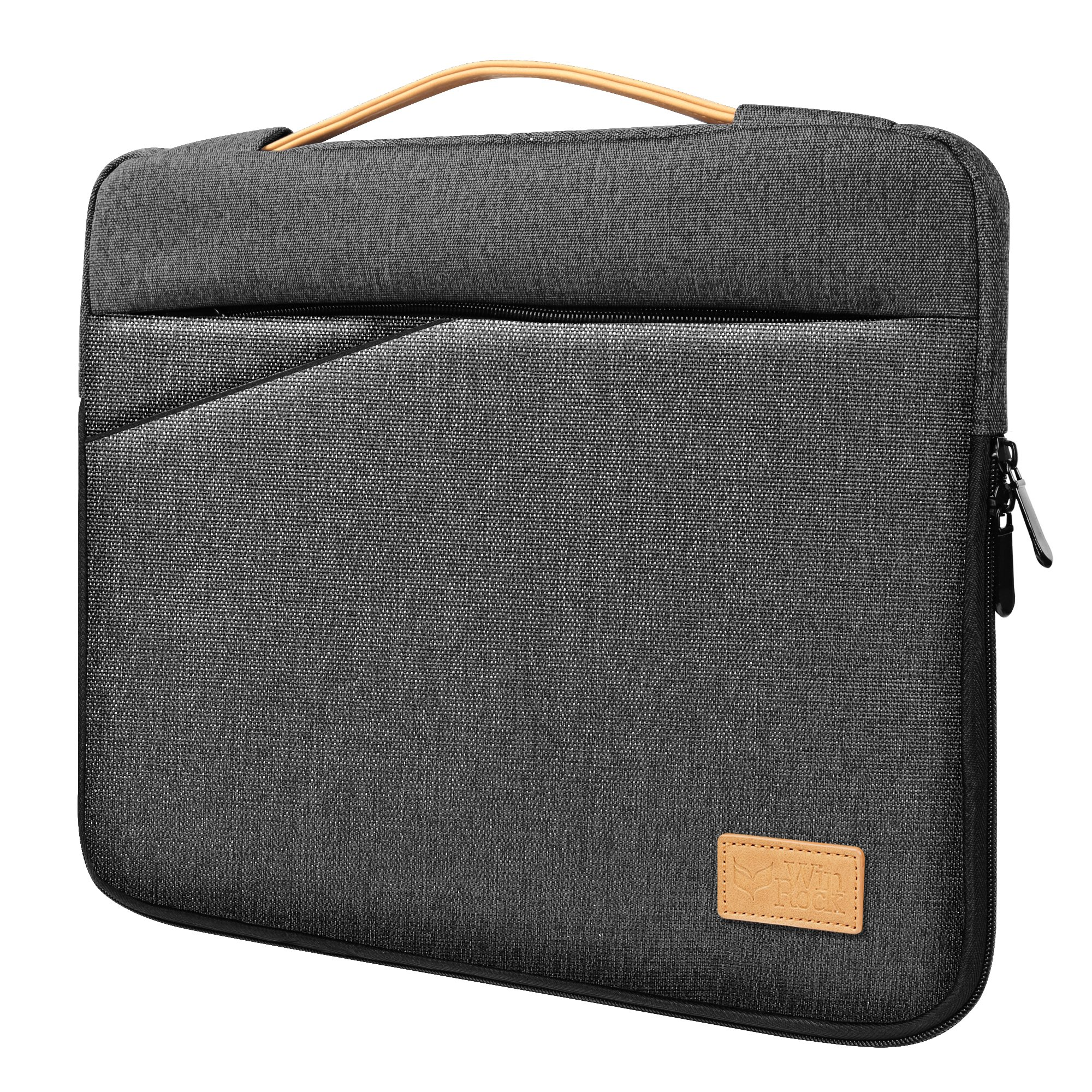 393afc6a1a7e Winrock 15 Inch Laptop Sleeve Case for 15 - 15.6 Inch Macbook Pro/ProRetina  HP Dell Acer Asus Thinkpad Laptops Notebooks Ultrabooks Tablets, with ...