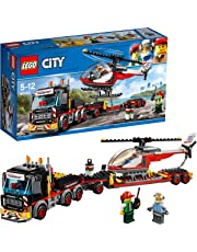 LEGO City Heavy Cargo Transport 60183 Playset Toy